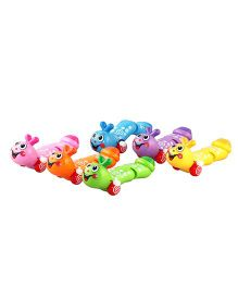 Toyhouse Smart Happy Insect Pack Of 6 - Multi Color