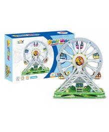 Toyhouse Electronic 3D Puzzle Ferris Wheel - Multi Color