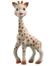 Sophie la Girafe Teether - Cream & Brown