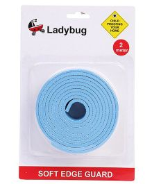 Ladybug Soft Edge Guard - Blue