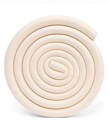 Ladybug U-Shape Soft Edge Guard - White