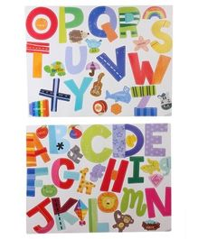 Wallies Fun Wall Decor - Alphabet Fun