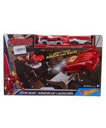 Marvel Avengers Iron Man Armor Up Launcher - Multicolour