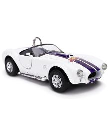 Dash Die Cast Wonder Car Toy - White