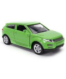 Dash Wonder Toy Car With Openable Doors - Green