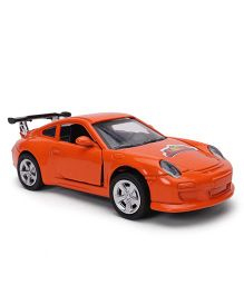 Dash Wonder Toy Car With Openable Doors - Orange