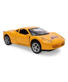 Dash Wonder Toy Car With Openable Doors - Yellow