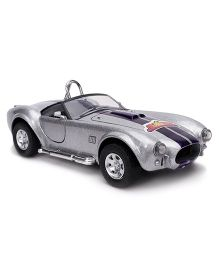 Dash Die Cast Wonder Car Toy - Silver