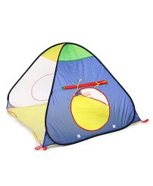 Kids Play Tent - Blue Yellow