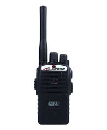 Emob Wireless Walkie Talkie Black - 2 Pieces