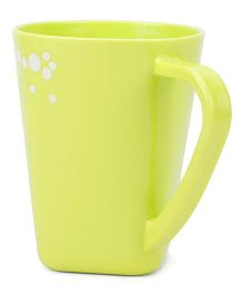 Dots Print Cup Green - 430 ml