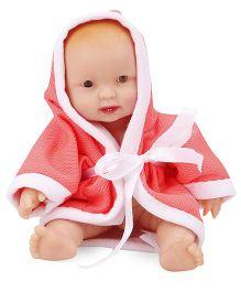 Speedage Sonu Doll Coral - Height 11 cm