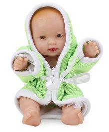 Speedage Sonu Doll Green - Height 11 cm