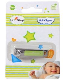 1st Step - Nail Clipper