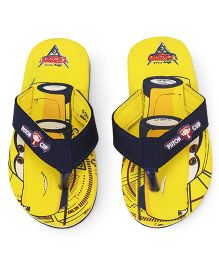 Disney Pixar Cars Flip Flops - Yellow