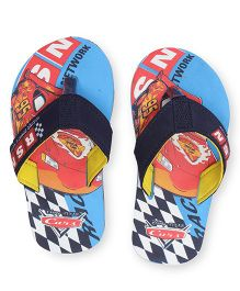 Disney Pixar Cars Flip Flops - Blue