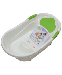 Baby Bath Tub - Rabbit Print