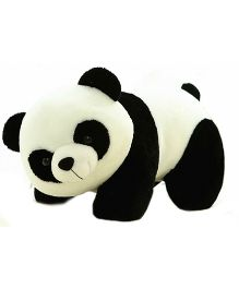Deals India Panda Soft Toy Black White - 40 cm