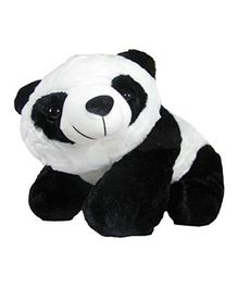 Deals India Panda Soft Toy Black White - 48 cm