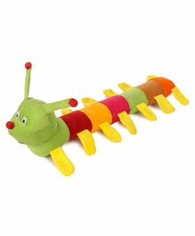 Deals India Cute Caterpillar Soft Toy Multicolor - 55 cm