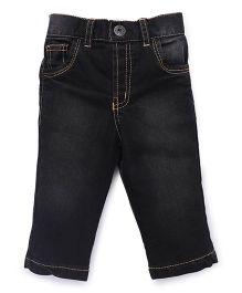 Little Kangaroos Full Length Jeans - Black