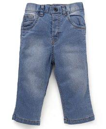 Little Kangaroos Full Length Jeans - Light Blue