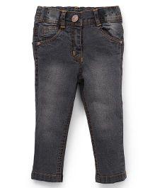 Little Kangaroos Full Length Jeans - Grey