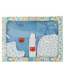 Grandma's Clothing Gift Set Box Pack of 5 - Blue