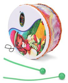 Lovely Funny Drum Set - Multicolour