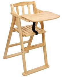 Wooden High Chair - CB 801