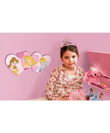 Decofun Princess Foam Wall Stickers - Pink
