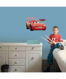 Decofun Cars Large Wall Sticker - Red