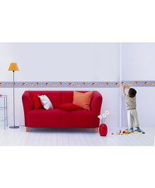 Decofun Dora Border Wall Stickers - Multi Color