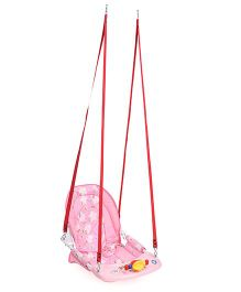 New Natraj Printed Swing - Pink