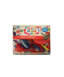 Mister Maker Wacky Wobblers Kit - Multicolor