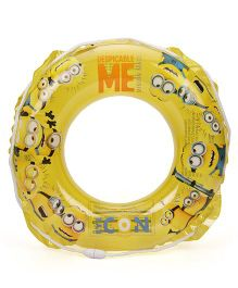 Minions Swim Ring - Yellow