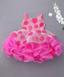 M'Princess Party Dress For Girls - Pink