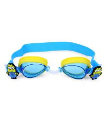 Minions Swimming Goggles - Blue
