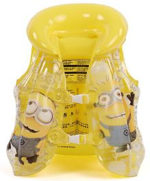 Minions Swim Vest - Yellow