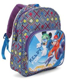 Disney Mickey Mouse & Friends School Bag Multi Color - 14 inch