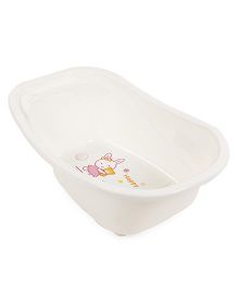Baby Bath Tub - White