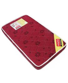 Babyhug Baby Mattress Maroon (Design May Vary)