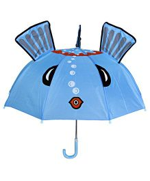 Superfie 3D Fish Print Umbrella - Multicolor