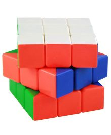 UA Cube Coloured Puzzle - Multicolor