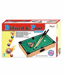 Annie Billiard N Pool Junior - Multicolor