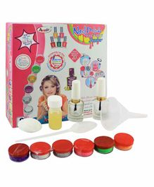 Annie Nail Polish Factory Junior - Multicolor
