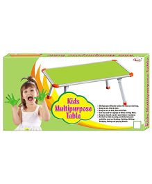 Annie Kids Multipurpose Table Small  Multi-Color