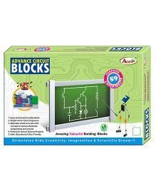 Annie Advance Circuit Block Experimental Kit - Multicolor