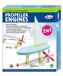 Annie Propeller Engines 2 In 1 - Multicolor