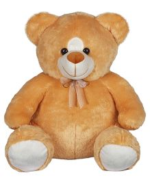 Ultra Giant Teddy Bear With White Forehead Brown - 50 cm